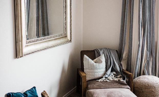 Master Bedroom Vignette