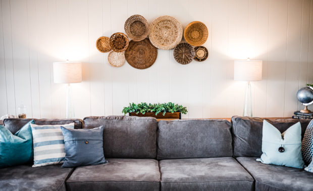 Living Space Couch